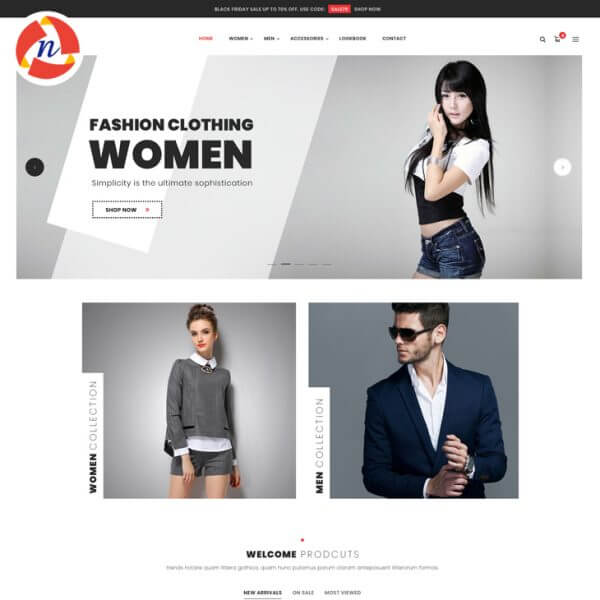 Clothes(Ecommerce store)