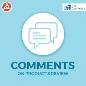 nopCommerce-Comments-on-Products-Review-Plug-In