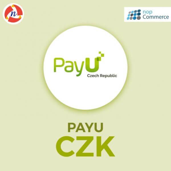 Nop-PayU-Plugin-for-Czech-Republic