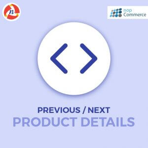 nopCommerce-PreviousNext-Product-Details-Plug-In