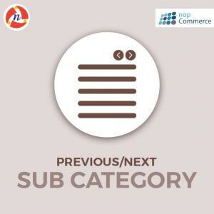 nopCommerce-PreviousNext-Sub-Category-Plug-In