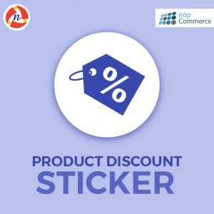 nopCommerce-Product-Discount-Sticker-Plugin