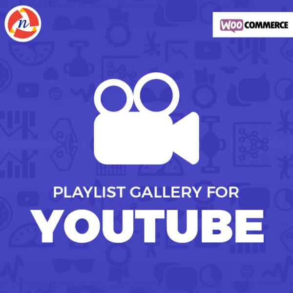 Playlist Gallery for Youtube Plugin