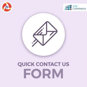 nopCommerce-quick-contactus-form--Plugin
