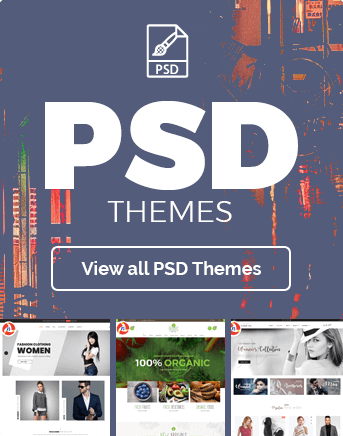 psd-theme-development