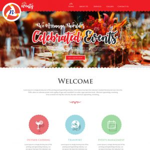 Event-Management-PSD-Theme