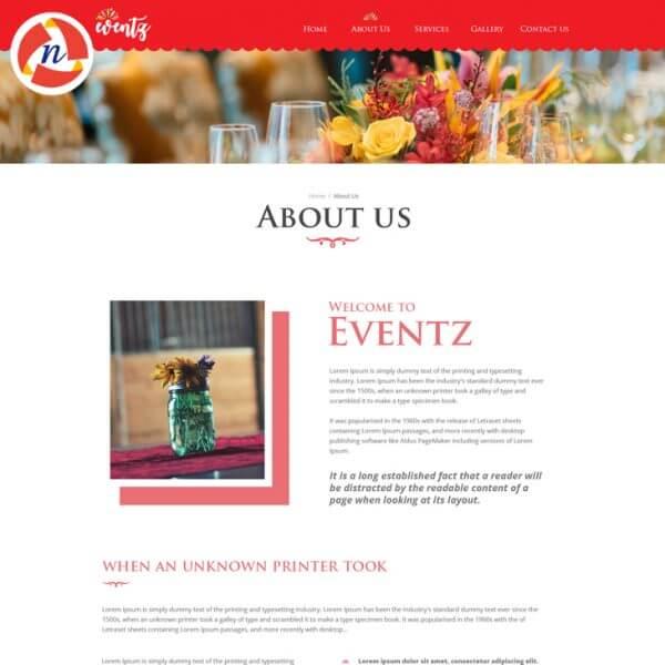 Event-Management-PSD-Theme