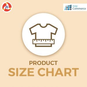 nopCommerce Product Size Chart Plugin-Shop_site