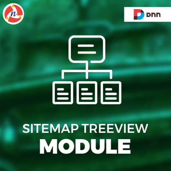 DNN Sitemap TreeView Module