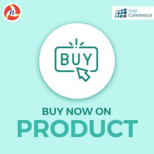 nopCommerce Buy Now On Product Plugin