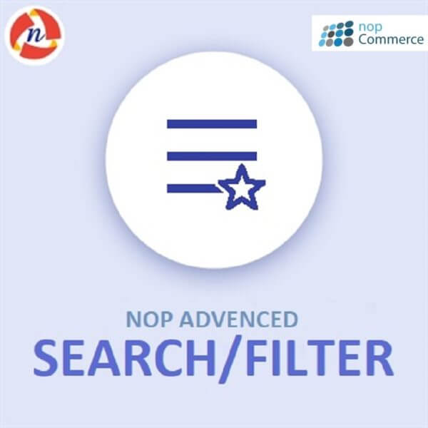 Nop Advanced Search/Filter Plugin