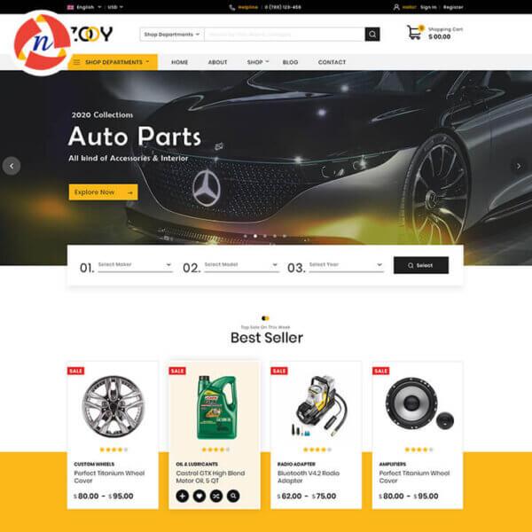 AutopartsEcommerce